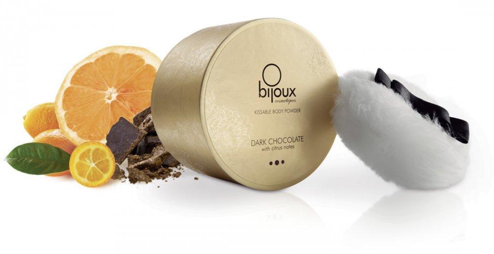 Tělový pudr Bijoux čokoláda Bijoux indiscrets