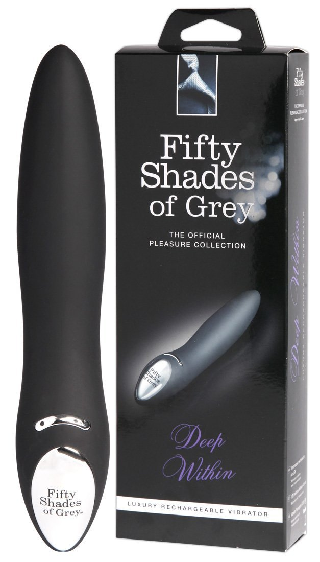 Vibrátor Deep Within G-Bod Shades of Grey