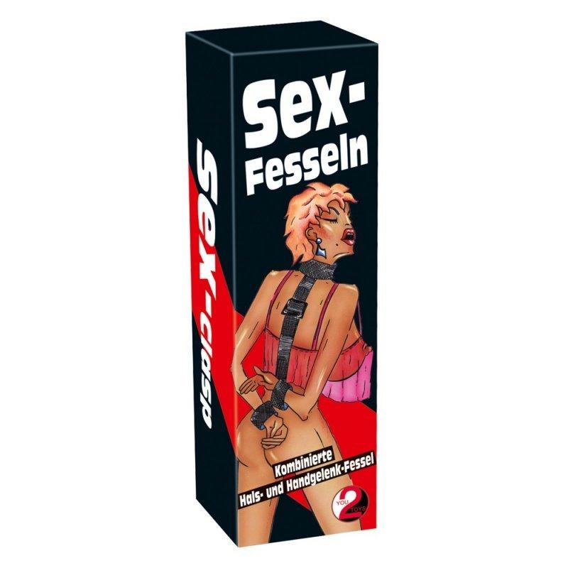 Lesbické sexuální pouta