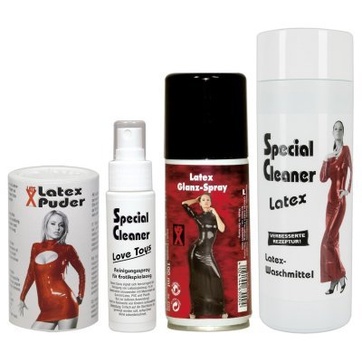 Latex Care Set