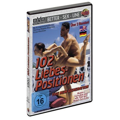 102 Liebespositionen DVD