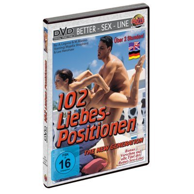 DVD 102 Liebespositionen