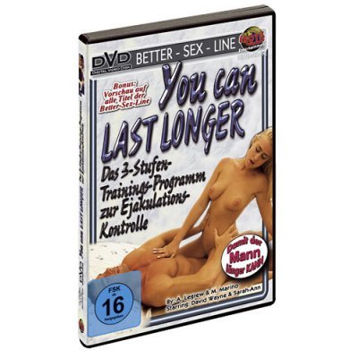 You can last longer DVD