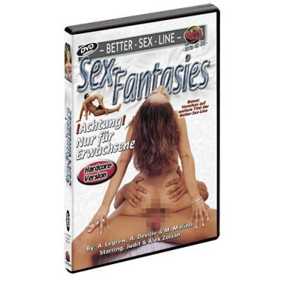 Sex FantasiesHC DVD