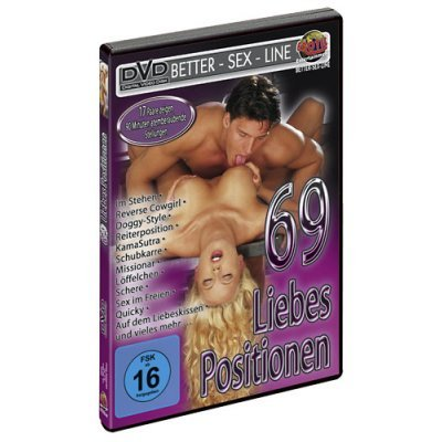 69 Liebespositionen DVD