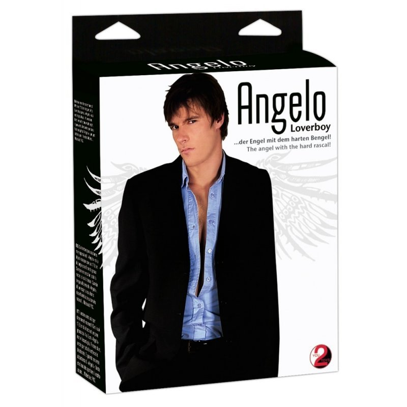 Loverboy Angelo Liebespuppe You2Toys