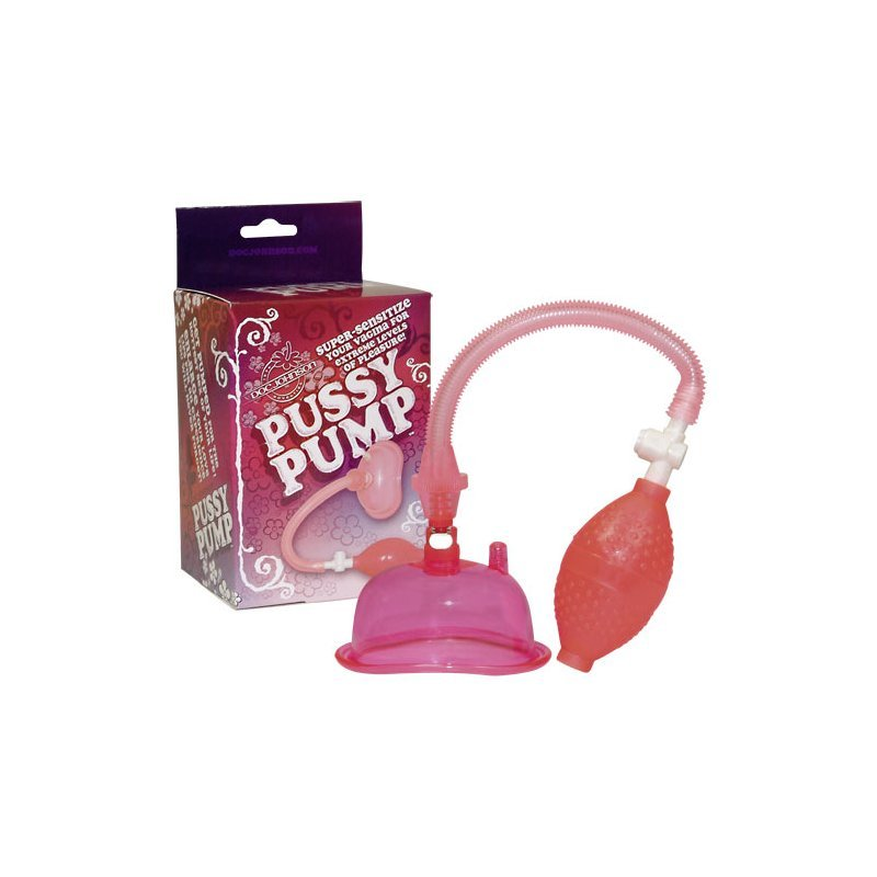 Pink Pussy Pump Doc Johnson