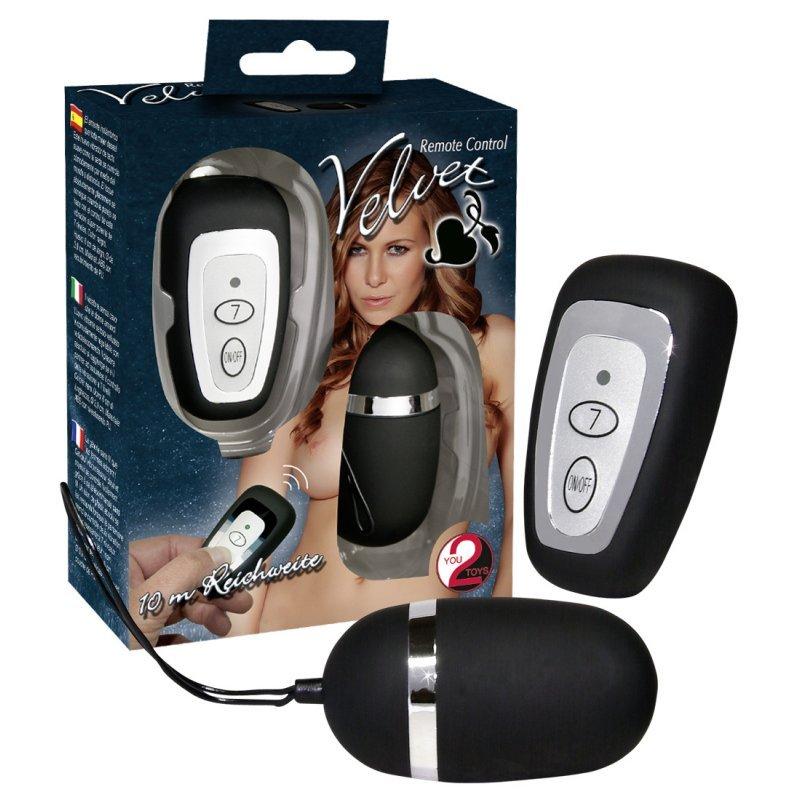 E7 Wireless Egg Black Velvet