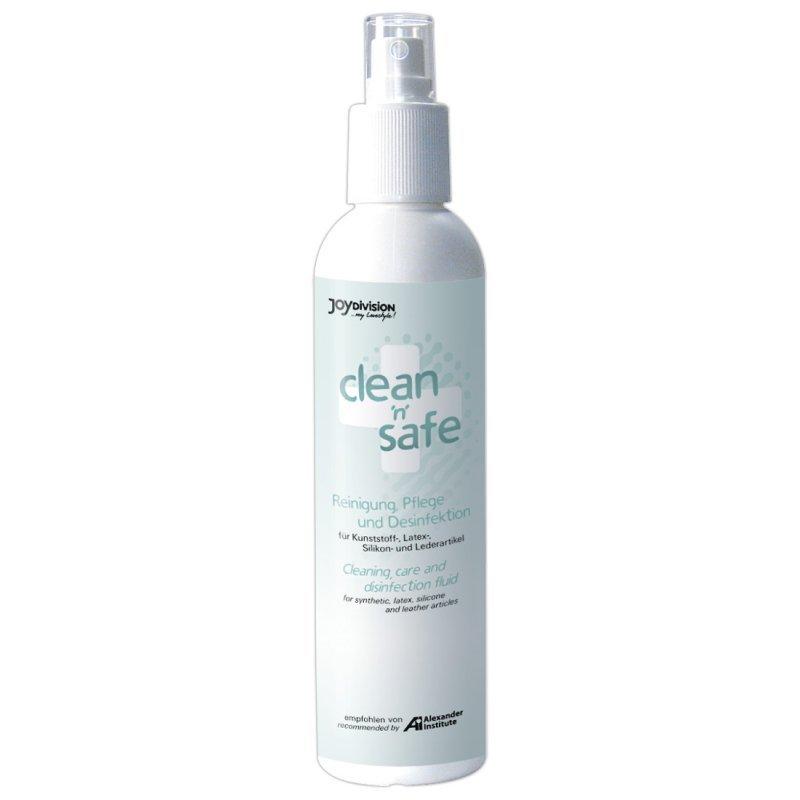 Clean 'n' Safe 200 ml Joydivision Präparate