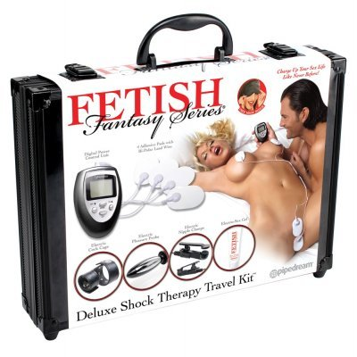 Festish fantasy Shock Therapy Tracel Kit