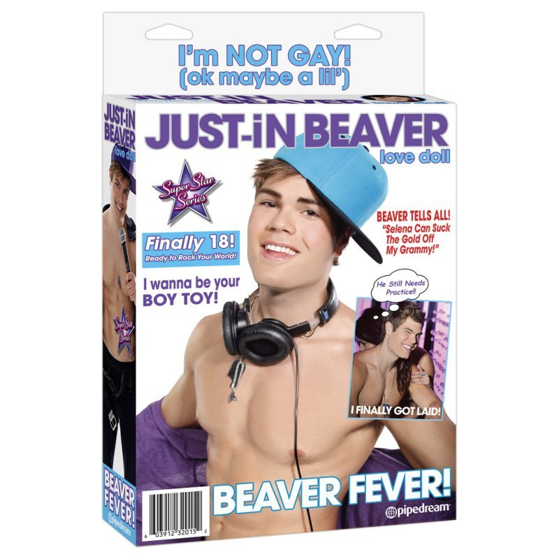 Just-in-Beaver Doll
