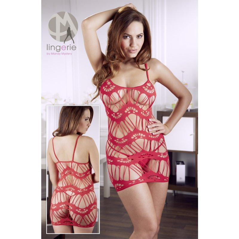 Dress S-L Mandy Mystery Lingerie