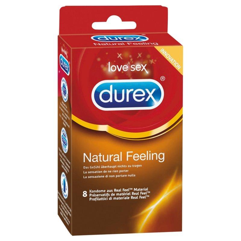 Kondomy Durex Natural Feeling 8pcs Durex