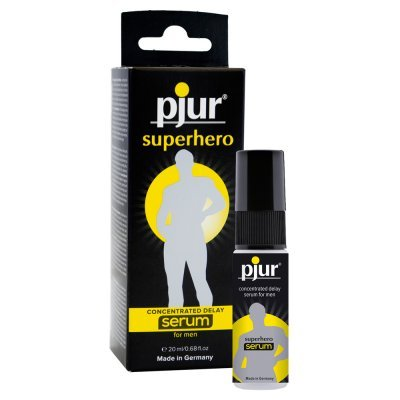 Gel Pjur superhero delay serum 20ml