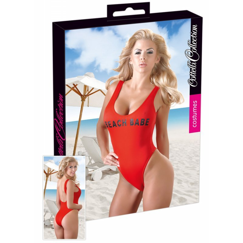 Plavky Beach Babe Body L Cottelli Collection Costumes