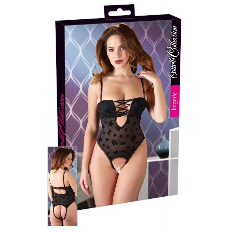 Erotické body Sheila S Cottelli Collection Lingerie