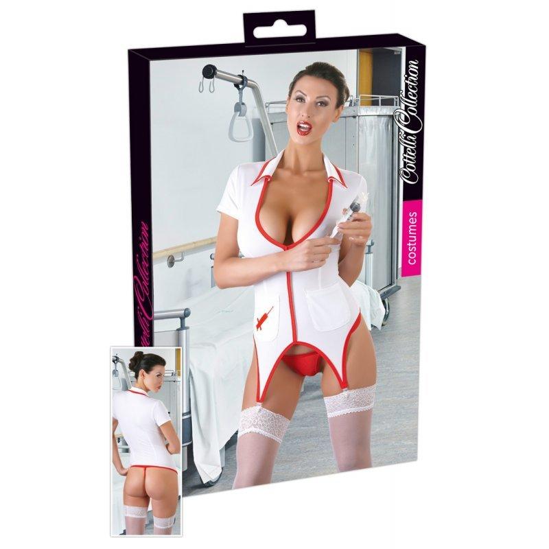 Kostým zdravotní sestřička S Cottelli Collection Costumes