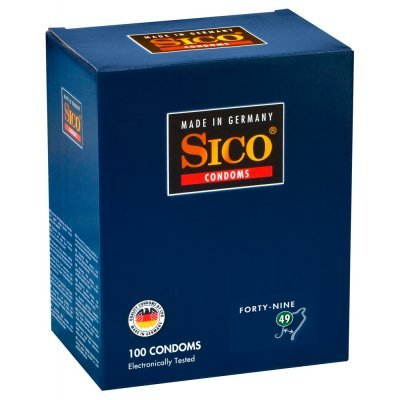 SICO 49 kondomy 100ks