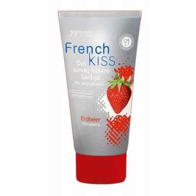 Lubrikační gel Frenchkiss Strawberry 75ml