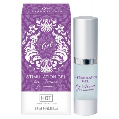 Stimulační gel HOT O 15 ml