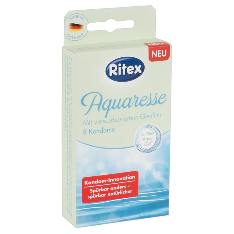 Kondomy Ritex Aquaresse pack of 8 Ritex