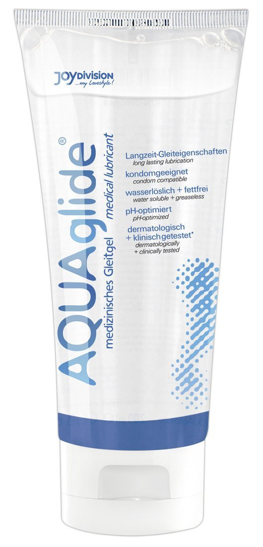 Aquaglide 200ml lubrikační gel Joydivision Präparate