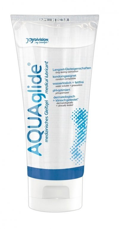 Aquaglide gel 125ml