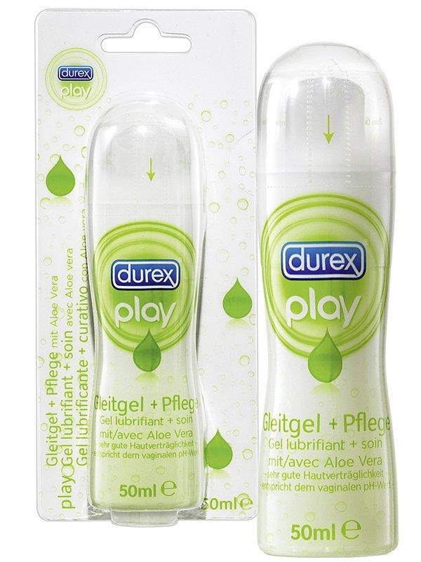 Durex play aloe vera lubrikační gel Durex