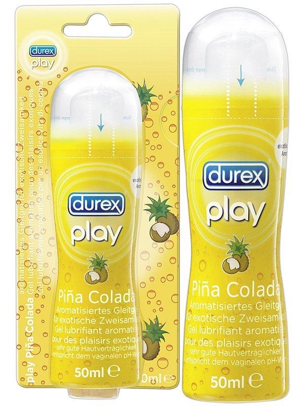 Durex play piňa colada lubrigační gel 50ml Durex