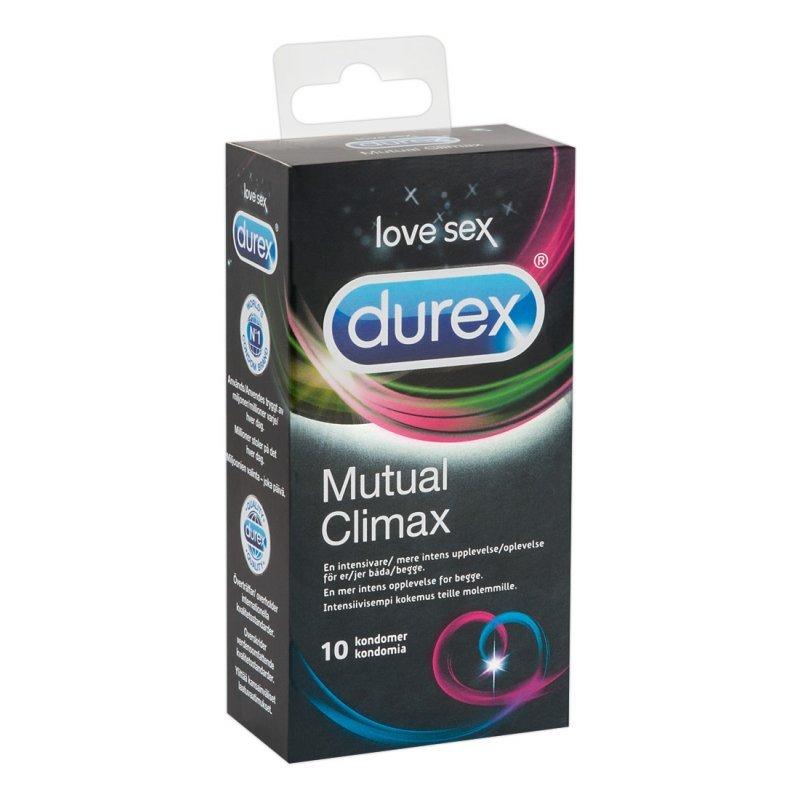 Durex Mutual Climax 10 Durex
