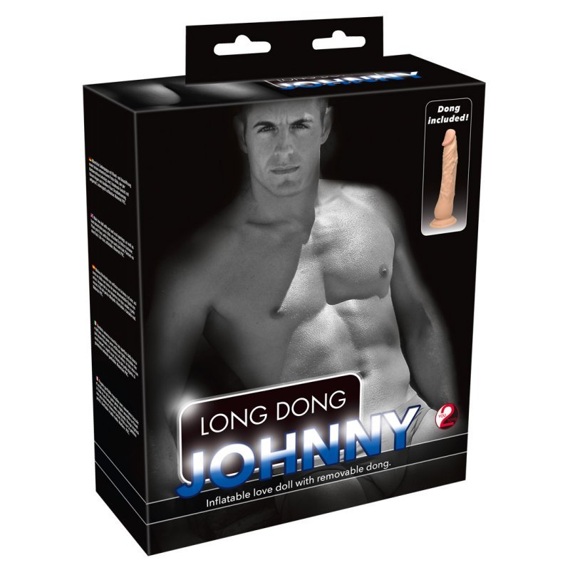 Long Dong Johnny Love Doll You2Toys