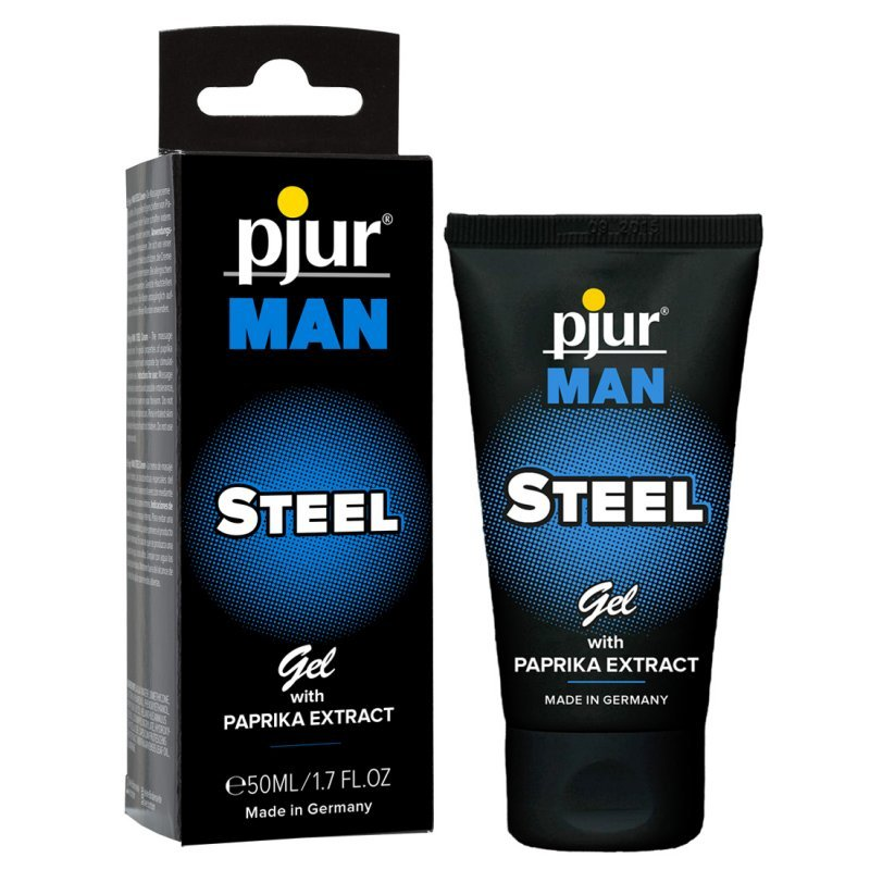 pjur MAN STEEL Gel 50 ml Pjur