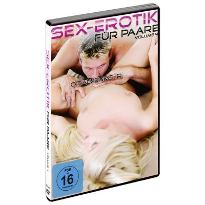 DVD Erotic for Couples 4 Oral Sex