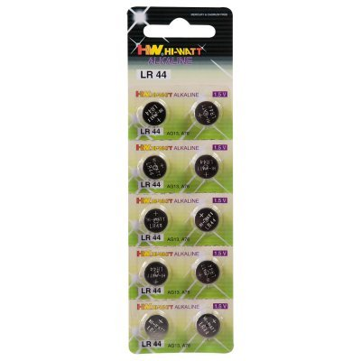 10 Button Cell Batteries
