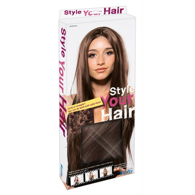 Wig Heat Brown
