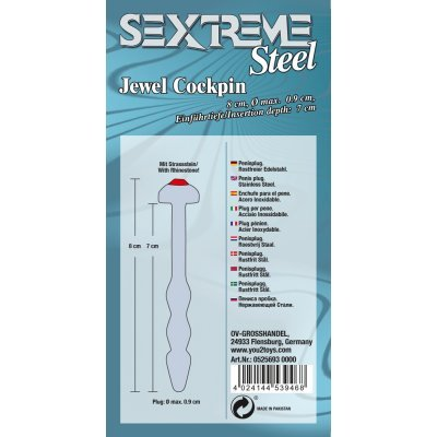 Sextreme Jewel Cockpin 9 mm