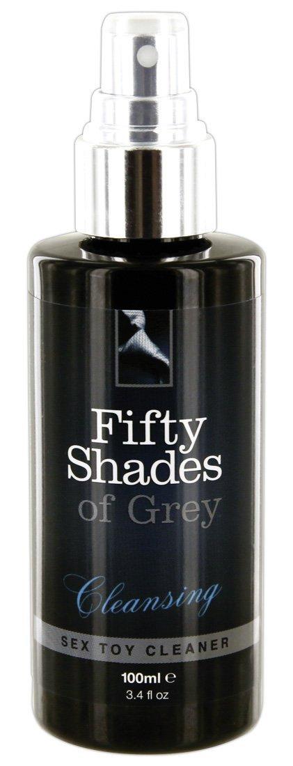 Dezinfekce na erotické pomůcky z Kolekce Fifty Shades of Grey Shades of Grey