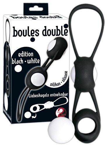 Silikonové Venušiny kuličky Boules Double You2Toys