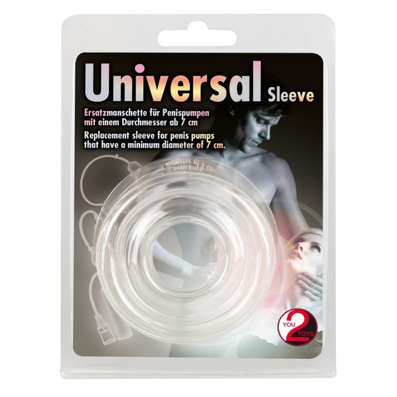 Universal Sleeve Big Clear You2Toys