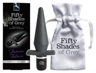 Anální kolík Fifty Shades of Grey Delicious Fullness