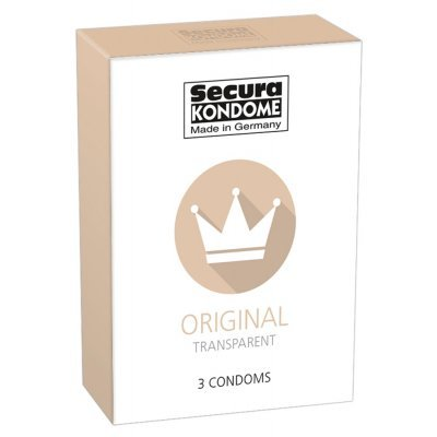 Kodomy Secura Original 3ks