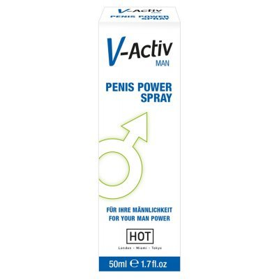 Sprej V-Activ Penis Power 50ml