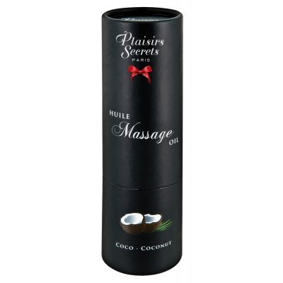 Massage Oil Coconut 59 ml