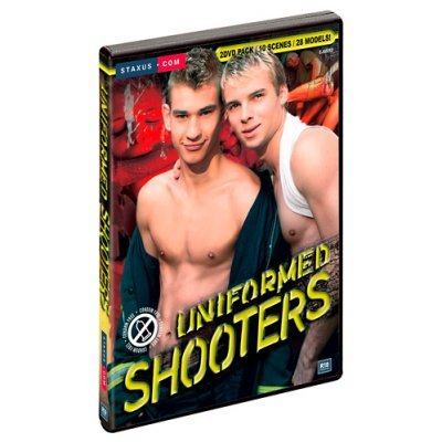 Uniformed Shooters 2 DVDs