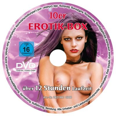 10 DVDs SC Spindle Rhenania