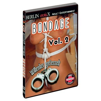 DVD Bondage #2 willenlos gefesselt