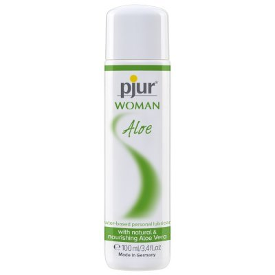 Gel pjur woman Aloe waterbased 100ml