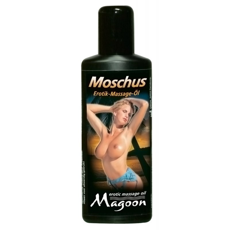 Musk Erotic Massage Oil 100ml Magoon