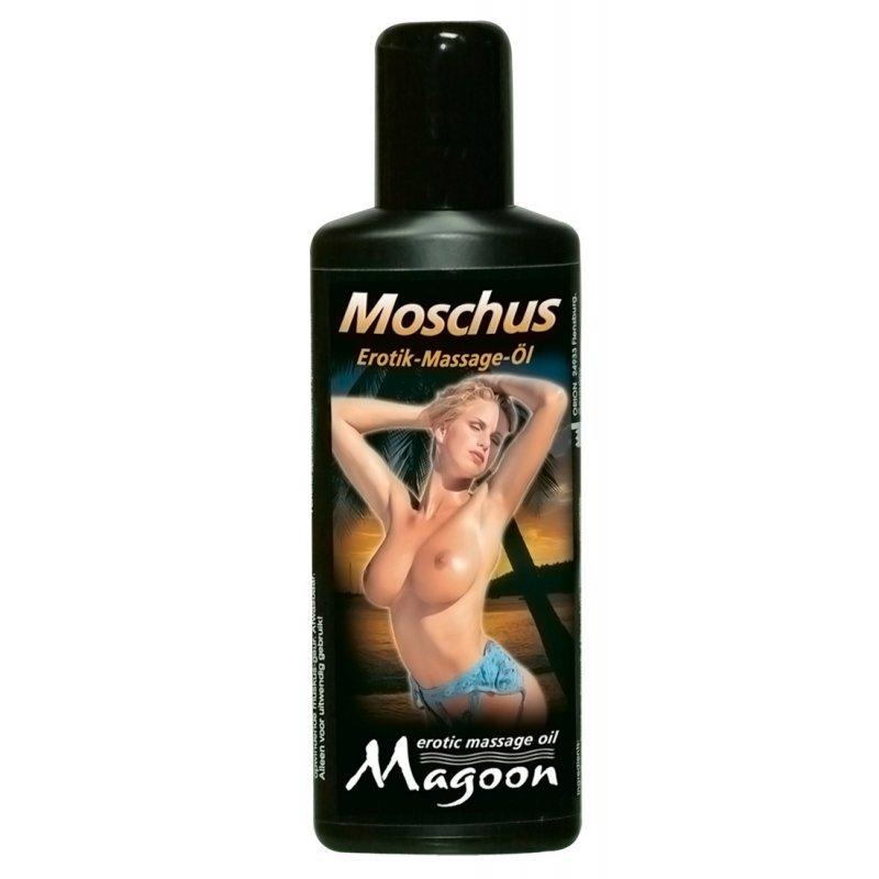 Musk Erotic Massage Oil 100ml Magoon