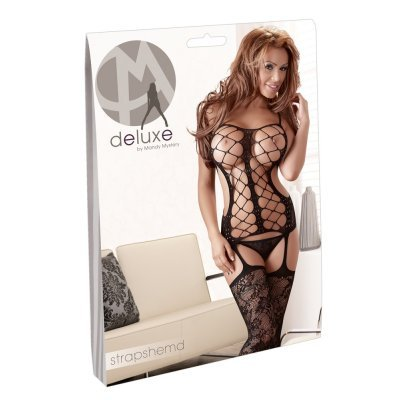 Komplet One-piece Suspender Illusion